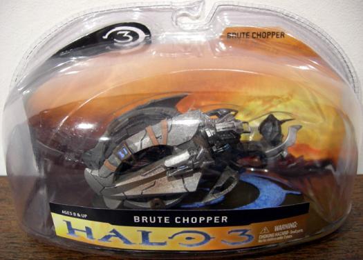 Brute Chopper Halo 3