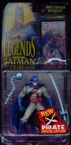 Buccaneer Batman Legends