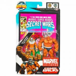 Bulldozer Thing Marvel Universe