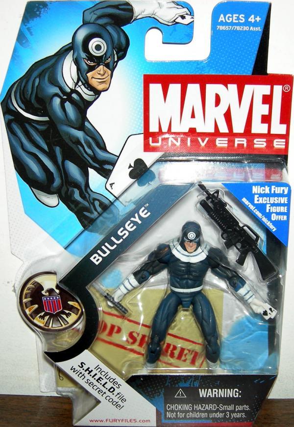 Bullseye Marvel Universe 010 action figure