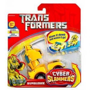 Bumblebee Cyber Slammers
