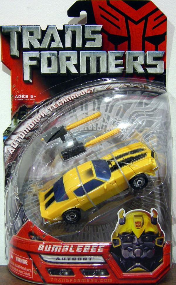 Bumblebee Movie Deluxe
