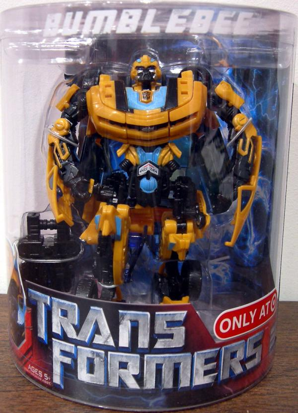Bumblebee Target Exclusive Transformers action figure