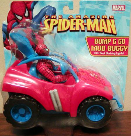 Bump Go Mud Buggy Amazing Spider-Man