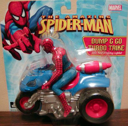 Bump Go Turbo Trike Amazing Spider-Man
