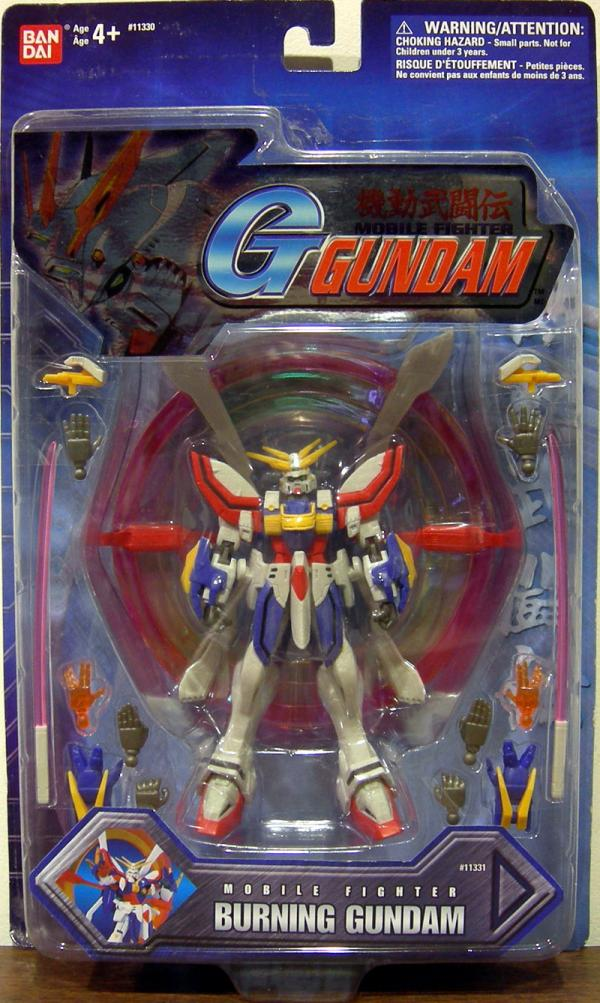 Burning Gundam