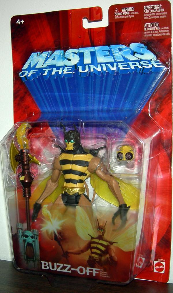 Buzz-Off Figure Masters Universe 2002