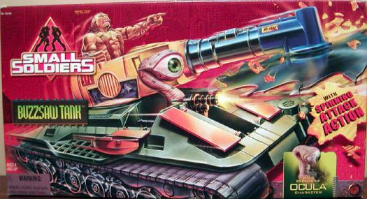 Buzzsaw Tank