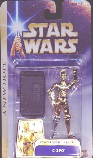 C-3PO Death Star Rescue