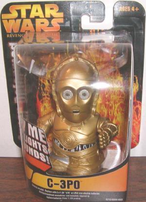 C-3PO Revenge Sith, Super Deformed