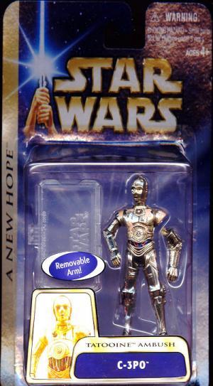 C-3PO Tatooine Ambush