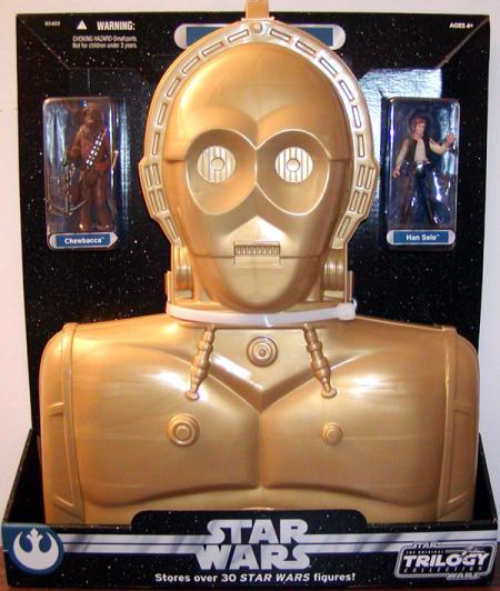 C-3PO Carry Case
