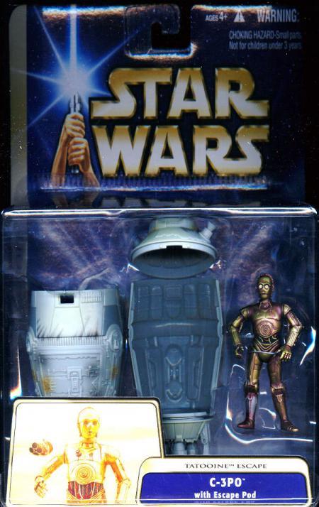 C-3PO escape pod