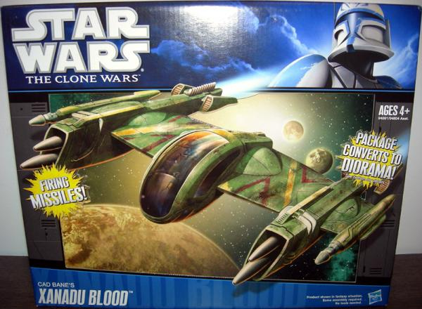 Cad Banes Xanadu Blood Clone Wars Star Wars