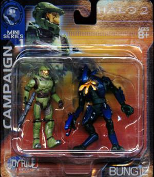 Campaign 2-Pack Halo 2, Mini Series 1