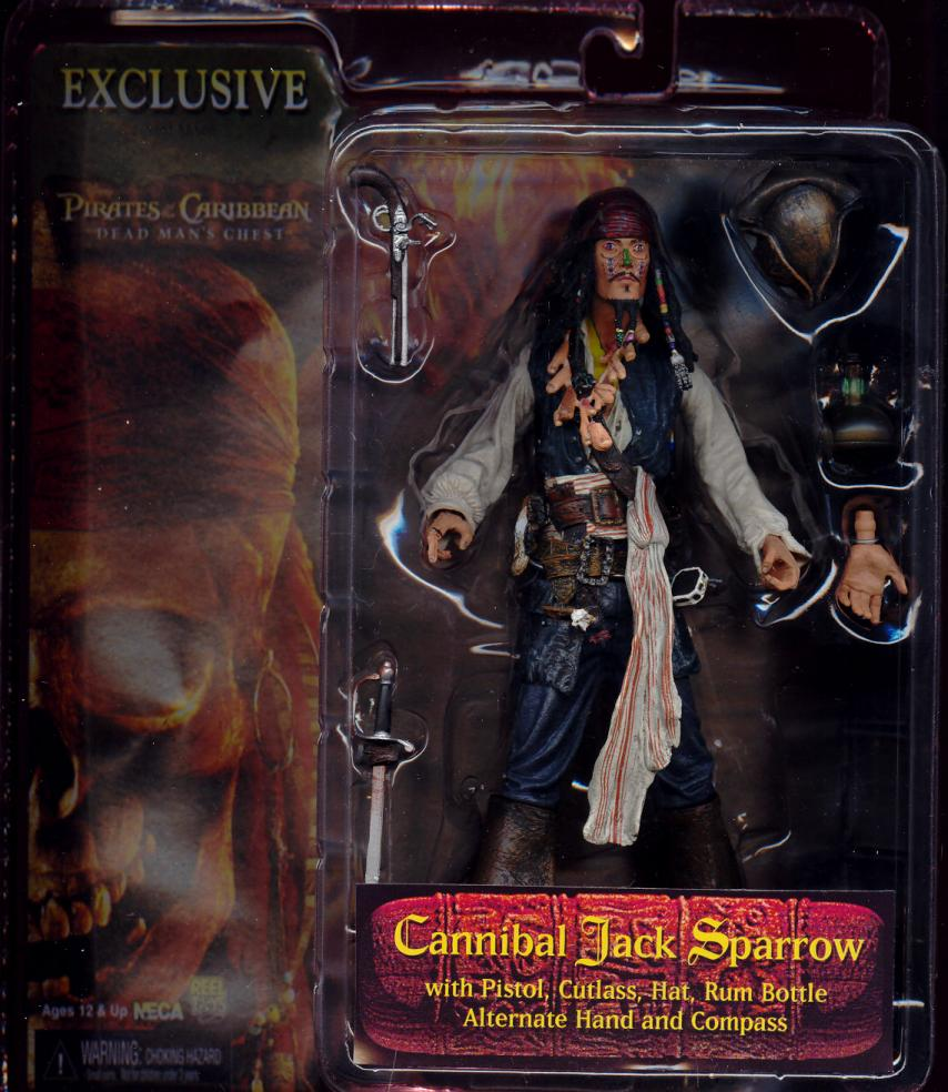 Cannibal Jack Sparrow Wizard World Exclusive