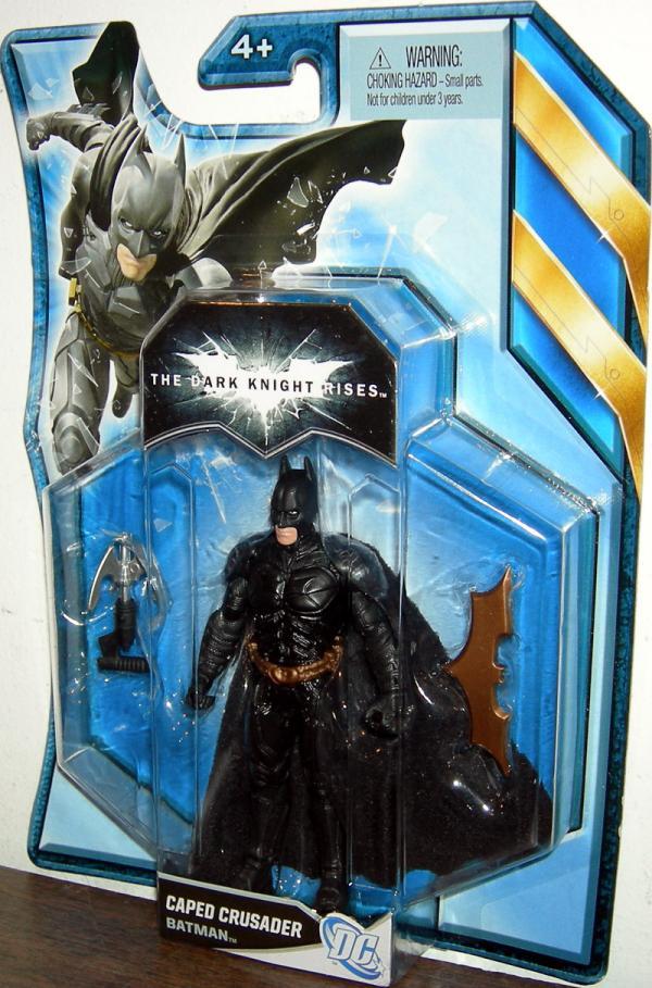 Caped Crusader Batman Dark Knight Rises
