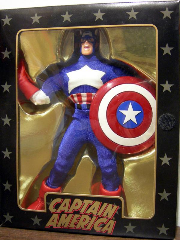 8 inch Captain America, Famous Covers