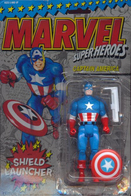 Captain America Marvel Super Heroes