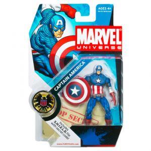 Captain America Marvel Universe, 012