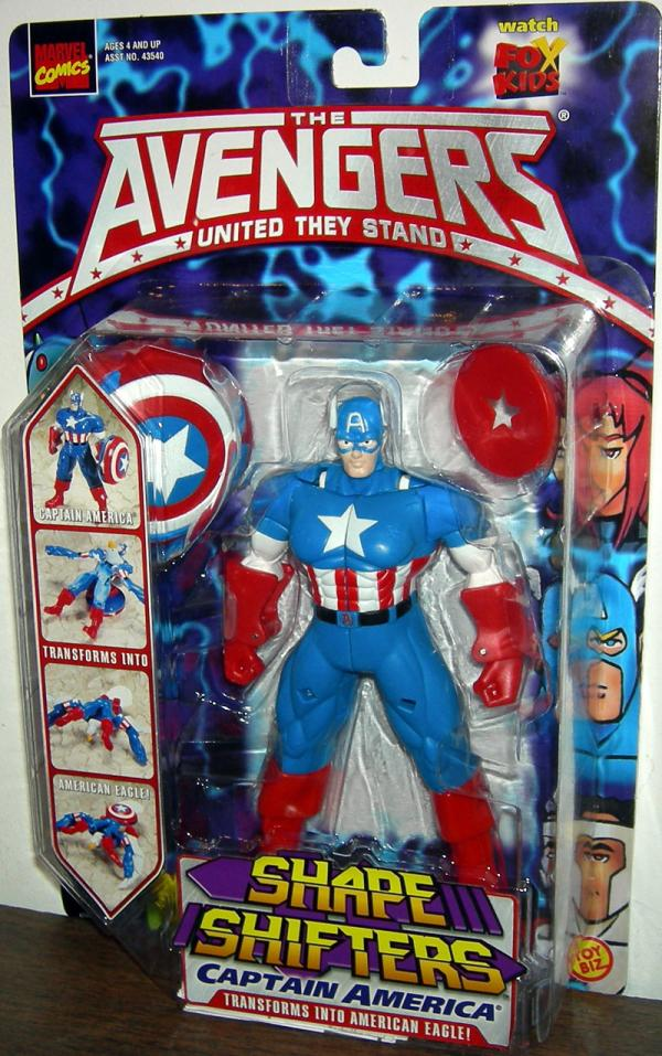 Captain America Shape Shifters
