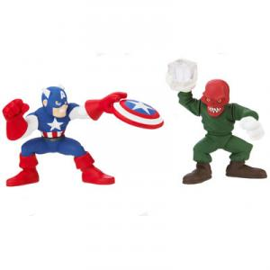 Captain America Red Skull Super Hero Squad