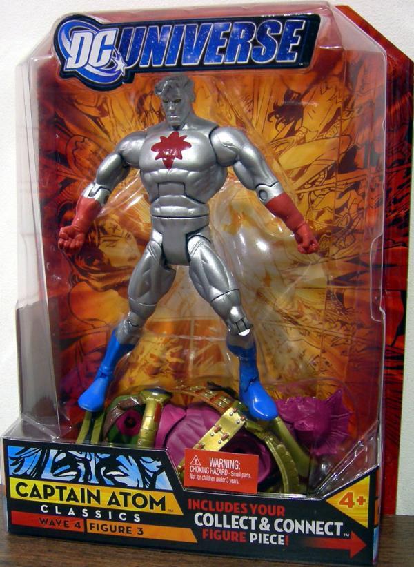 Captain Atom DC Universe