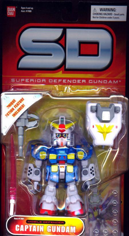 Captain Gundam Superior Defender