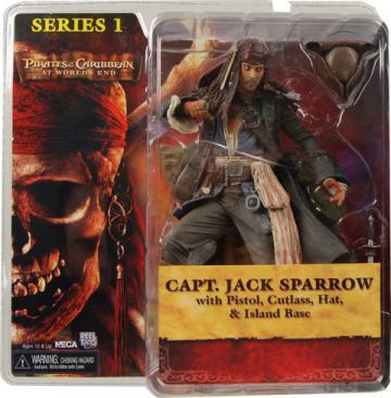 Capt Jack Sparrow Worlds End