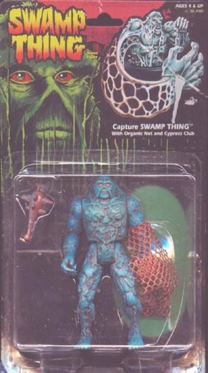 Capture Swamp Thing
