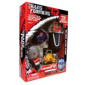 Transformers Undercover Carabiner Set