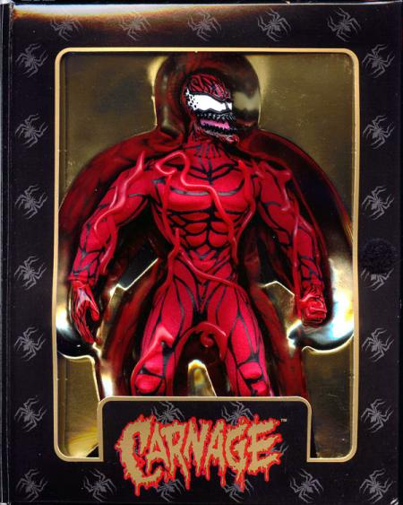 8 inch Carnage, Famous Covers