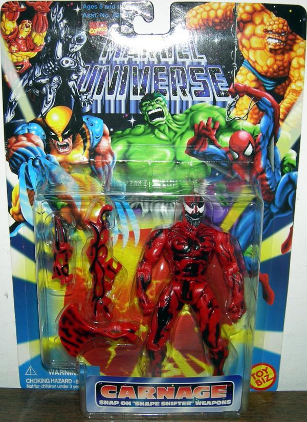 Carnage Marvel Universe