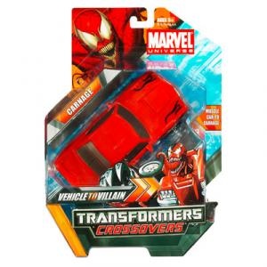 Carnage Transformers Crossovers Action Figure Hasbro