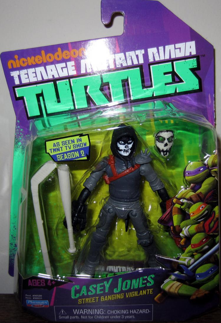 Casey Jones Figure Nickelodeon Teenage Mutant Ninja Turtles