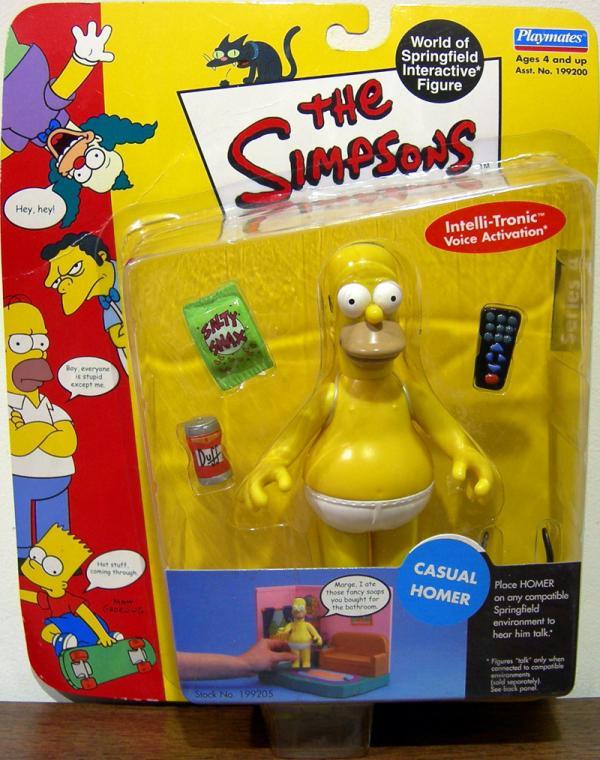 Casual Homer