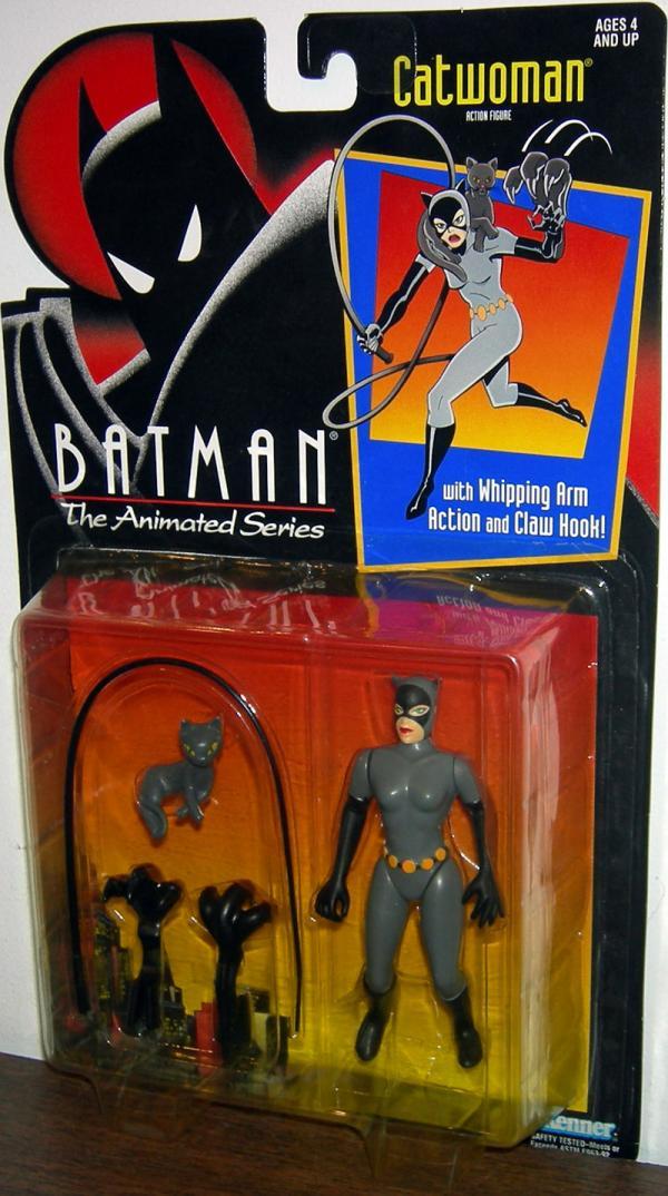 Catwoman Batman Animated Series action figure