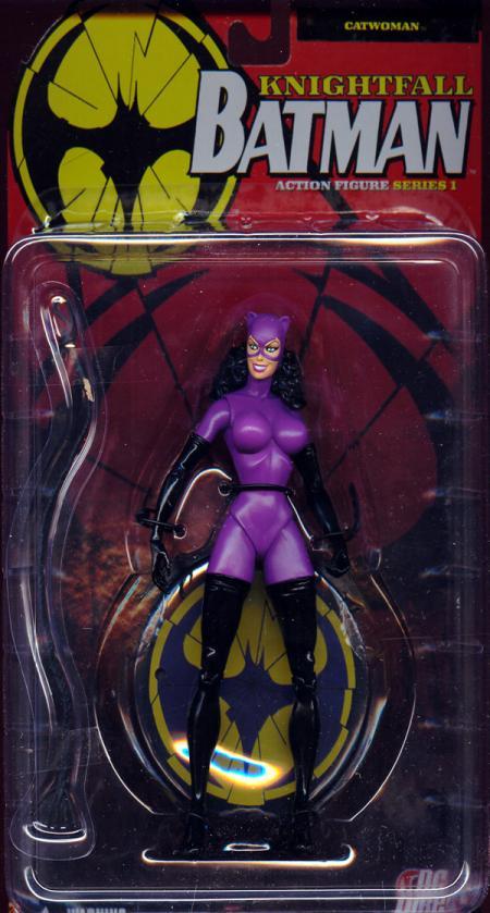 Catwoman Figure Batman Knightfall Series 1