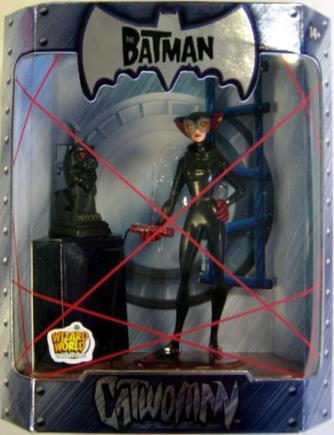 Catwoman black idol
