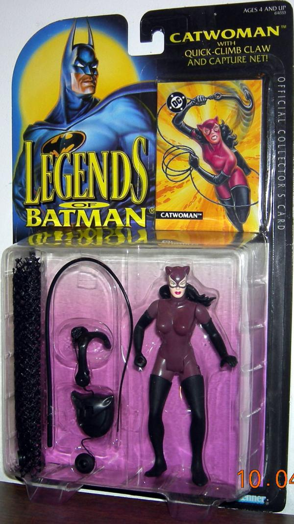 Catwoman Legends of Batman Action Figure Kenner