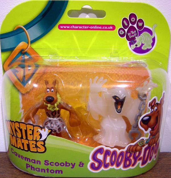 Caveman Scooby Phantom Mystery Mates
