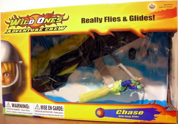 B-Bel Wild Ones Adventure Crew Hang Glider