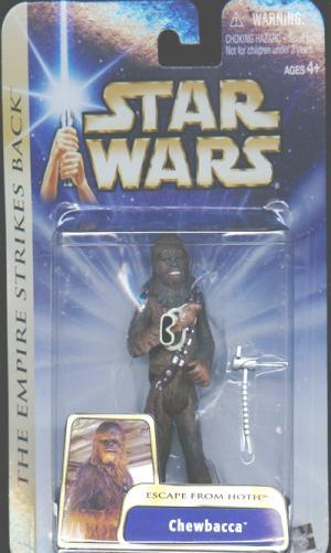 Chewbacca Escape Hoth