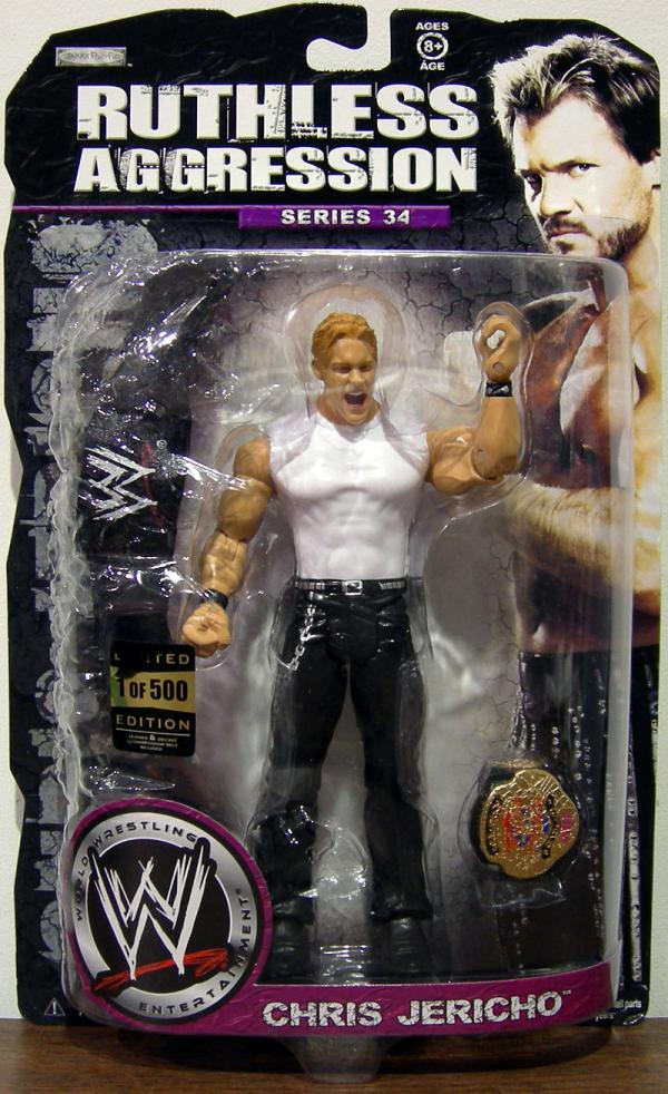 Chris Jericho Ruthless Aggression, Series 34, 1 500