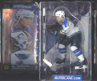 Chris Pronger St Louis Blues McFarlane SportsPicks Series 2 figure