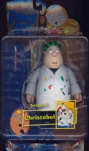 Christobel Figure Family Guy Series 3