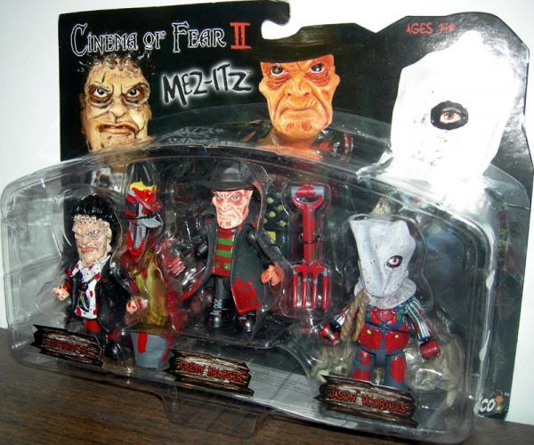 Cinema Fear II 3-Pack Mez-Itz