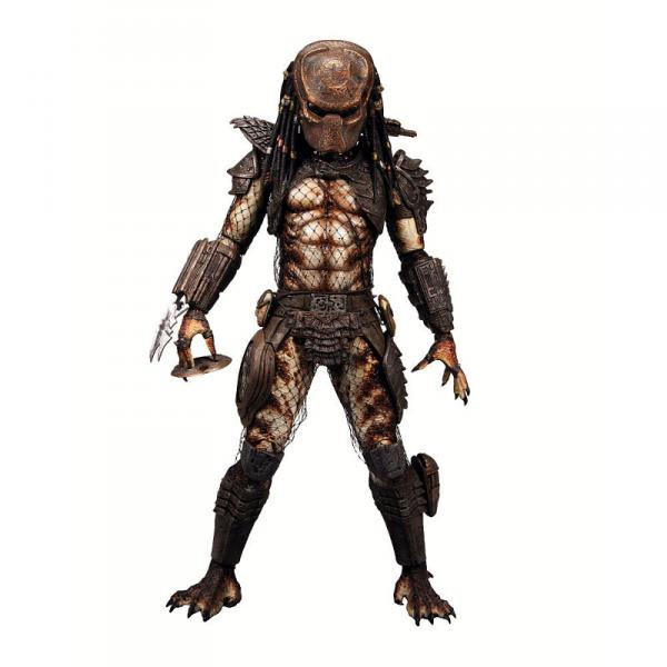 City Hunter Predator Action Figure Masked Neca