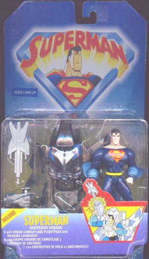 City Camo Superman