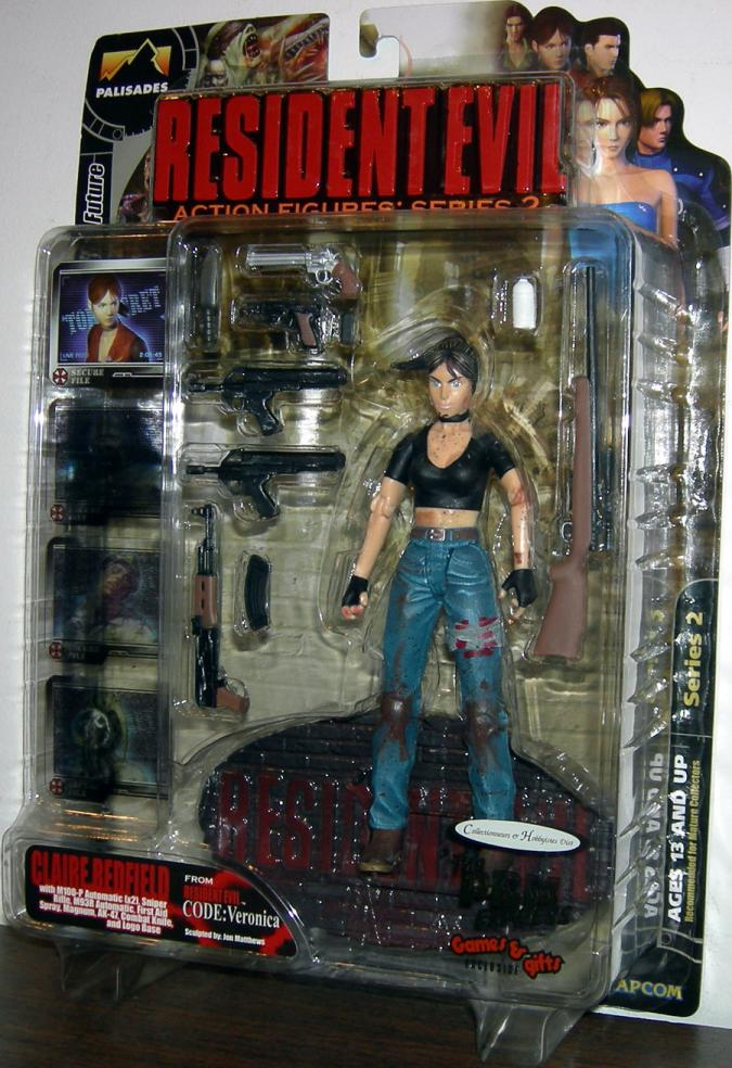 Claire Redfield PBM Express Exclusive